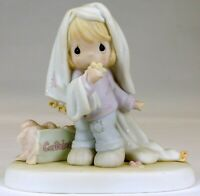 Precious Moments 'June' Figurine | 1987 | USED