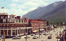 MOUNT ROYAL HOTEL, BANFF, ALBERTA CANADA Copper Room Dining Lounge