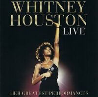 Whitney Houston LIVE - Her Greatest Performances CD NEU I Wanna Dance with Someb