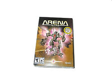 ARENA WARS new factory sealed USA released small box PC game