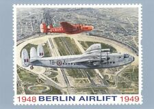GB PHQ CARD: Berlino 1999 ponte aereo etichetta SG G14 MINT