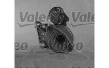 VALEO Motor de arranque 2,1kW 12V Para OPEL MOVANO VIVARO 438095