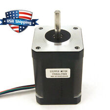 High Torque 92oz.in Nema 17 Stepper Motor 2.1A CNC/3D Printer Extruder