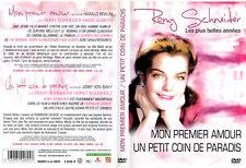 2 DVD - MON PREMIER AMOUR / UN PETIT COIN DE PARADIS - Romy Schneider