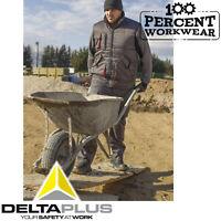 Pro Heavy Duty Hard Wearing Mens Work Bodywarmer Gilet Body Warmer Vest Builders