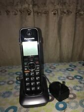 Panasonic KX-TGA660 B Handset With Charging Dock And Rechargeable Batteries