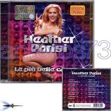 """HEATHER PARISI """"LE PIU' BELLE"""" RARO CD ITALO DISCO - SIGILLATO"""
