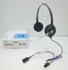 Plantronics HW261 SupraPlus Stereo Black Headband Headset for AP15 DM15 M12 M22