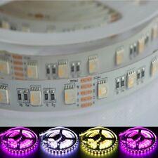 5m 24v STRISCE LED 4in1 RGBW RGB + W kaltweiss 6500k ip65 19.2w/m Stripe 60 LED/M