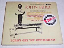 CD - John Holt I can´t get you off my mind (2008) Sealed Neu OVP - S 4