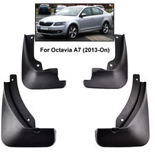Mud Flaps For Skoda Octavia MK III 5E 2013-2017 Splash Guards Fender Front Rear