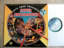 Pete York Presents Super Drumming Volume II - Folge 1   - LP