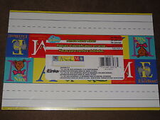 Dr. Seuss Tented Name Plates-36 Per Pkg.-New In Package-Made By Eureka