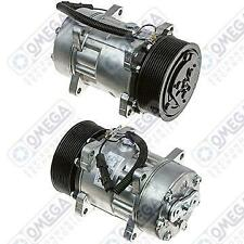 NEW Sanden FLX7 AC Compressor for Heavy Duty Semi Truck 4872 N83-304054