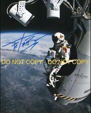 Felix Baumgartner, World Record Holding Skydiver, Hand Signed 8X10 Photo W/Coa