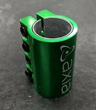 HIC Scooter Clamp AXIA Core - Green - alloy scooter clamp