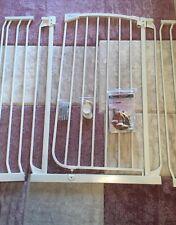 Dreambaby Chelsea Schutzgitter Extra Hoch 71-107cm Breite Treppe Tür Gitter