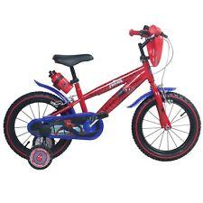 14 Zoll Marvel Spiderman Kinderfahrrad Fahrrad Kinder ab 3,5 Jahren kids bike