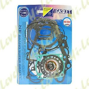 SUZUKI RM250 RMX250 FULL ENGINE GASKET SET 1989 - 1990