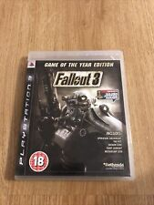 Fallout 3: Spiel des Jahres Edition GOTY ps3 Playstation 3