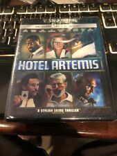 Hotel Artemis 4K Ultra HD/Blu-Ray Brand New & Factory Sealed