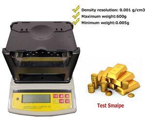 Digital Gold Density Meter Gold Karat Tester Machine Gold Purity Analyzer Meter