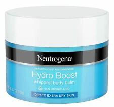 Neutrogena Hydro Boost Hydrating Whipped Body Balm, 6.7 oz each
