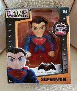 Jada Toys Metals Diecast Figure Superman DC Comics M6 NEW