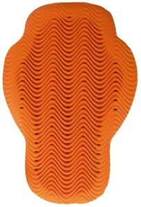 -HELD- d3o Back Protector Orange Very Soft High Wearing Comfort