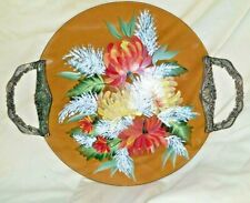 Serving Platter - Hand Painted - Wonderful Holiday Gift!
