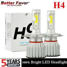 2-Sides H4 220W 24000LM LED Phare de Voiture Ampoule Headlight 6000K Xénon Blanc