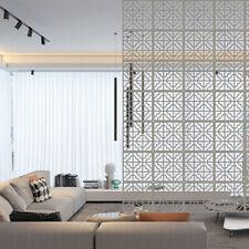 12Pcs Decorative Hanging Room Divider DIY Home Hotel Bar Hanging Panel Screen
