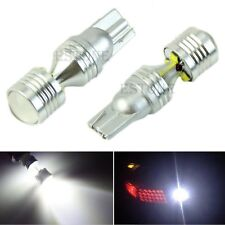 High Power White T10 30W CREE 6LED Bulbs For Car Backup Reverse Lights 912 921