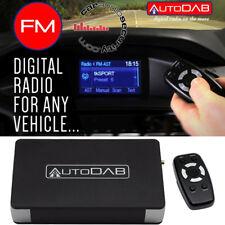 AutoDAB FM│Universal In Car Adaptor DAB/DAB+ Digital Radio/FM