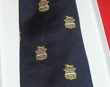 Colt Firearms Armsear Crest Factory Tie Alynn 1970s in Box