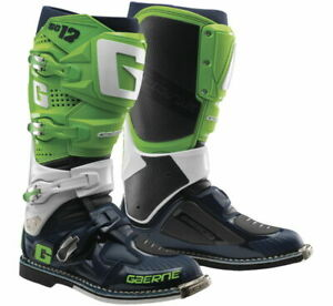 2022 Gaerne SG12 SG-12 MX ATV Racing Motocross Off-Road Motorcycle Boots