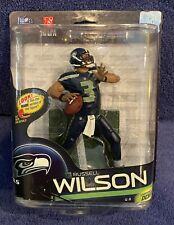 RUSSELL WILSON - SEATTLE SEAHAWKS - DEBUT FIGURE NFL 33 - MCFARLANE