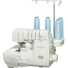 Babylock Enlighten Overlocker, Jet Air Easy Threading, MADE IN JAPAN BLE3ATW-2