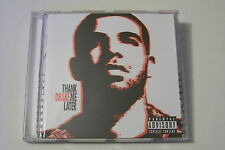 Drake-thank me later CD 2010 (Cash Money) lil wayne Jay-z young sortait comme neuf