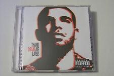 DRAKE - THANK ME LATER CD 2010 (CASH MONEY) Lil Wayne Jay-Z Young Jeezy WIE NEU