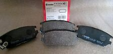 REAR PADS SHOGUN PAJERO SPACE WAGON LANCER EVO BREMBO P54025