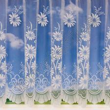 Rideaux et cantonnières voilage en polyester pour la maison Longueur 101 cm - 150 cm