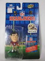 NFL Headliners Steve Young San Francisco 49ers BRAND NEW Figure