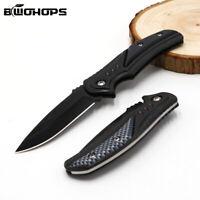 Survival Taschenmesser Outdoor Tactical Messer Klappmesser Einhandmesser Knife