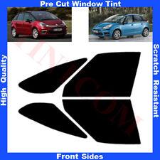 Pellicola Oscurante Vetri Auto Anteriori per Citroen C4 Picasso 06-13 da 5% a70%