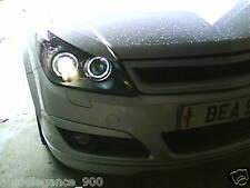 Fanali Fari anteriori Angel Eyes Opel Astra 04->07