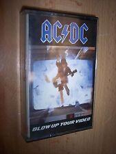 1988 AC/DC Blow Up Your Video Cassette