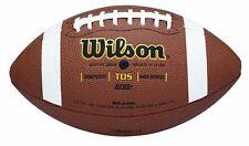 High School Game Ball Football Wilson Tds Composite Birthday Gift Ball Teen Men