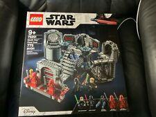 STAR WARS LEGO SET 75291 - DEATH STAR FINAL DUEL