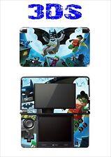 VINYL SKIN STICKER FOR NINTENDO 3DS REF 191 LEGO BATMAN